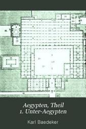 Aegypten, Theil 1. Unter-Aegypten
