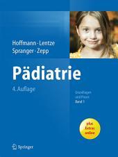 Pädiatrie: Grundlagen und Praxis, Ausgabe 4