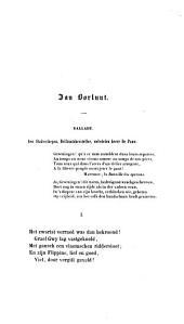 Jan Borluut: ballade