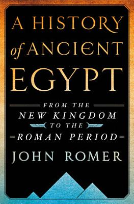 A History of Ancient Egypt Volume 2 PDF