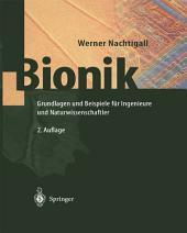 Bionik: Grundlagen und Beispiele für Ingenieure und Naturwissenschaftler, Ausgabe 2