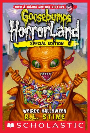 Weirdo Halloween  Goosebumps Horrorland  16  PDF