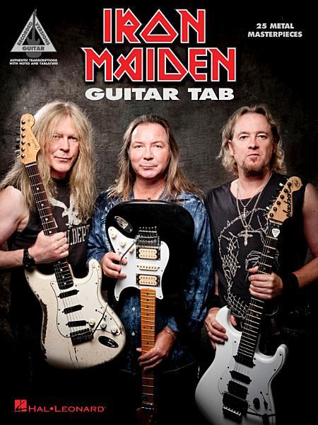 Download Iron Maiden   Guitar Tab Book