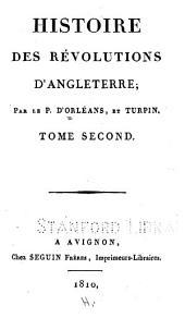 Histoire des révolutions d'Angleterre: Volume2