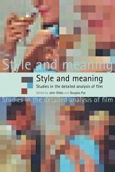 Style And Meaning Book PDF