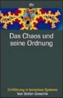 Das Chaos und seine Ordnung PDF