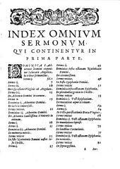 Sermones spirituales totius anni: Volume 1