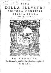 Vita della Giulia Bemba della Torre