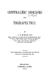 Ophthalmic Diseases and Therapeutics: Part 2