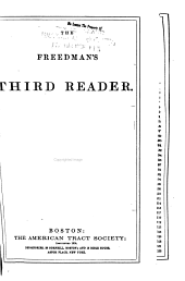 The Freeman's Third Reader