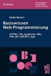 Basiswissen Web Programmierung PDF