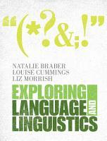 Exploring Language and Linguistics PDF