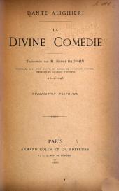 La divine comédie: Numéros1à3