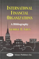 International Financial Organizations PDF