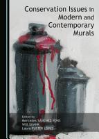 Conservation Issues in Modern and Contemporary Murals PDF