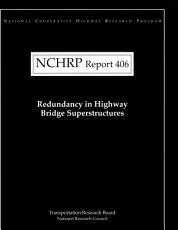 Redundancy in Highway Bridge Superstructures PDF