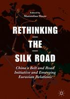 Rethinking the Silk Road PDF