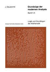 Grundzüge der modernen Analysis: Bände 5-6