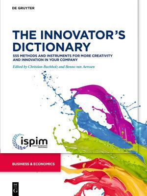 The Innovator   s Dictionary PDF