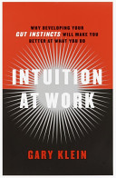 Intuition at Work PDF