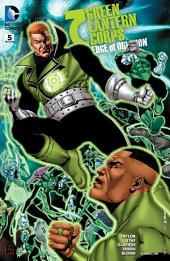 Green Lantern Corps: Edge of Oblivion (2016-) #5