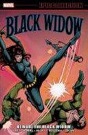 Black Widow Epic Collection  Beware the Black Widow PDF