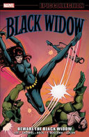 Black Widow Epic Collection  Beware the Black Widow