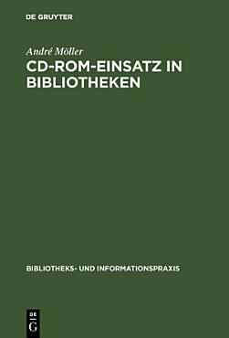 CD ROM Einsatz in Bibliotheken PDF