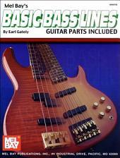 Basic Bass Lines