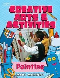 Creative Art Activities Painting Book PDF