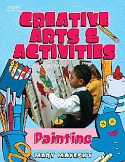 Creative Art   Activities  Painting Book
