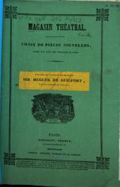 Sir Hugues de Guilfort: comédie-vaudeville en deux actes