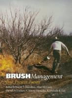 Brush Management PDF