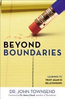 Beyond Boundaries PDF