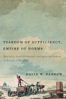 Tsardom of Sufficiency  Empire of Norms PDF