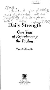 Daily Strength PDF