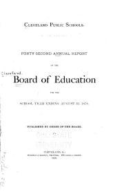 Annual Report: 1877-1878