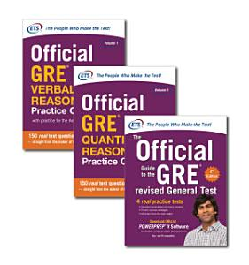 Official GRE Super Power Pack Book