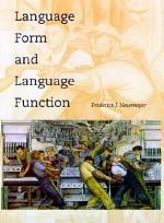 Language Form and Language Function