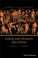 Greek and Roman Religions