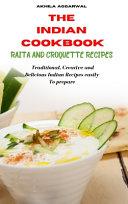 Indian Cookbook Raita and Croquette Recipes