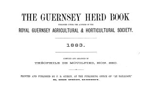 Guernsey Herd Book PDF