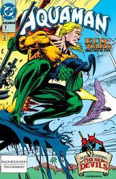 Aquaman (1991-) #9