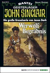 John Sinclair - Folge 0614: Werwolf-Begräbnis