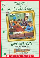 Author Day  The Kids in Ms  Colman s Class  2  PDF