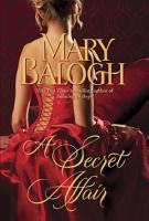 A Secret Affair PDF