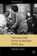 The Welfare State in Britain since 1945 PDF