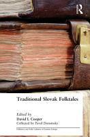 Traditional Slovak Folktales PDF