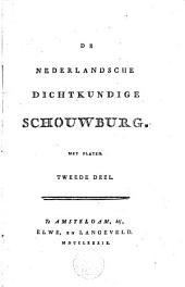 De Nederlandsche dichtkundige schouwburg: Volume 2