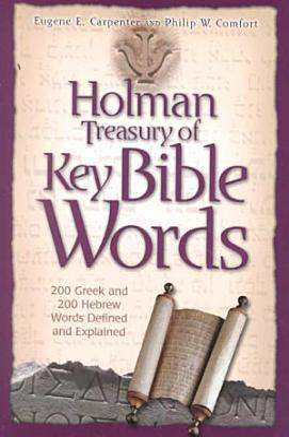 Holman Treasury of Key Bible Words PDF